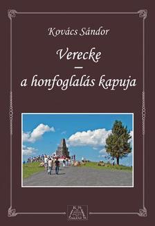 Kovács Sándor - Verecke - a honfoglalás kapuja