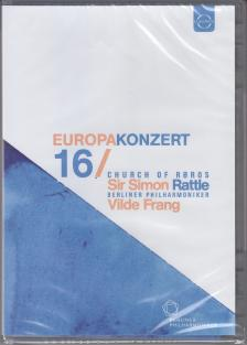 MENDELSSOHN/BEETHOVEN/BRUSTAD/GRIEG - EUROPA KONZERT 2016 DVD RATTLE