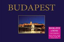 - BUDAPEST - DÍSZDOBOZOS - BOOK + DVD & MUSIC MULTIMEDIA - 8 NYELVŰ