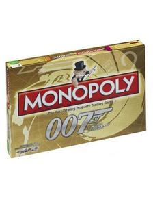 Winning Moves UK Ltd. - Monopoly James Bond 007 50th Anniversary
