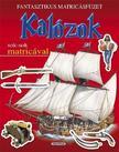 Napraforgó Könyvkiadó - KALÓZOK SOK-SOK MATRICÁVAL - FANTASZTIKUS MATRICÁSFÜZET - #