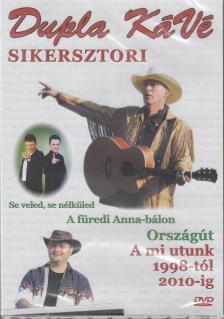 - SIKERSZTORI DVD DUPLA KÁVÉ