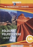 Discovery - F�LD�NK FELFEDEZ�SE - AZ �L� BOLYG� - A TERM�SZET CSOD�I - DVD -