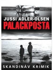 Jussi Adler-Olsen - Palackposta [eKönyv: epub, mobi]