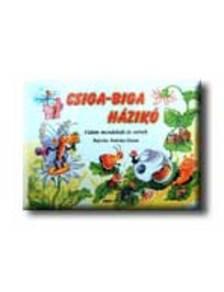 Radv�ny Zsuzsa - Csiga-biga h�zik�
