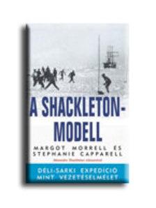 Margot Morrell - Stephanie Capparell - A SHACKLETON - MODELL - D�LI-SARKI EXPED�CI� MINT VEZET�SELM�LET