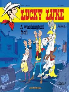 Goscinny - Morris - Lucky Luke 11. - A washingtoni f�rfi