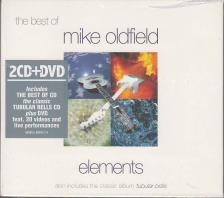 - THE BEST MIKE OLDFIELD: ELEMENTS & TUBULAR BELLS 2CD+DVD