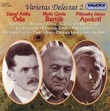 - Óda, Bartók, Apokrif - CD -