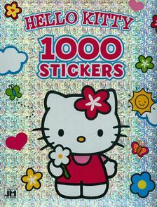 - Hello Kitty - 1000 stickers (matricás színező)