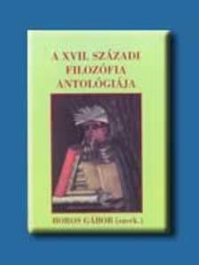 - A XVII. SZ�ZADI FILOZ�FIA ANTOL�GI�JA