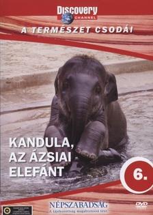- KANDULA, AZ �ZSIAI ELEF�NT - A TERM�SZET CSOD�I - DVD - DISCOVERY