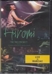 - HIROMI THE TRIO PROJECT DVD - LIVE IN MARCIAC -