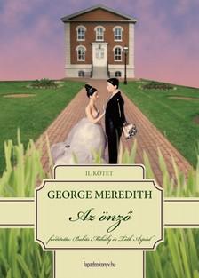 GEORGE MEREDITH - Az �nz� II. k�tet [eK�nyv: epub, mobi]
