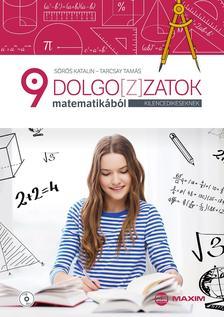 S�r�s Katalin, Tarcsay Tam�s - Dolgoz(z)atok matematik�b�l kilencedikeseknek (CD mell�klettel)
