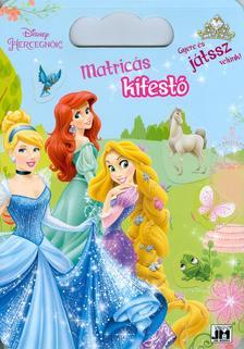 - Disney Hercegn�k - A4 sz�nez� mappa
