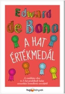 EDWARD DE BONO - A hat �rt�kmed�l