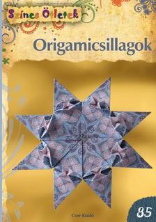 Terleczky �d�m - Origamicsillagok