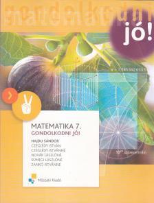 HAJDU S�NDOR - MK-4209-7/UJ MATEMATIKA 7. GONDOLKODNI J�!