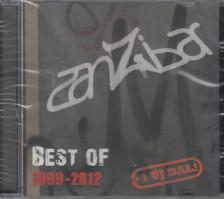 - BEST OF ZANZIBAR - 1999-2012 CD