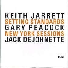 KEITH JARRETT - SETTING STANDARDS vol.2. CD-JARRETT