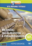 Discovery - M�RN�KI TAL�LM�NYOK - A PIRAMISV�ROS - VIL�GUNK TITKAI - DVD -