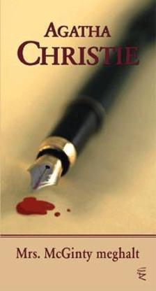 Christie Agatha - Mrs. McGinty meghalt