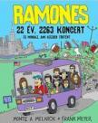 Monte A.Melnick - Frank Meyer - Ramones - 22 �v,2263 koncert-�s mindaz,ami k�zben t�rt�nt