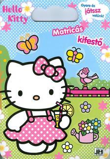 - Hello Kitty - A4 sz�nez� mappa