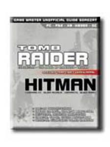 GAME PRESS LAPKIADÓ - TOMB RAIDER + HITMAN GUIDE