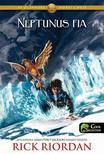 Rick Riordan - Neptunus fia - KEMÉNY BORÍTÓS