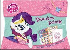 - My Little Pony - Divatos p�nik - Kreat�v divattervez� k�nyv