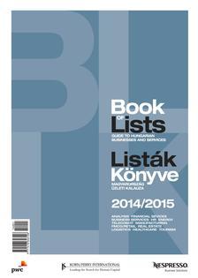 .. - Book of lists - List�k K�nyve 2014-2015