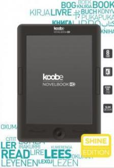 - Koobe Novelbook HD Shine e-könyvolvasó