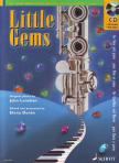 LENEHAN, JOHN - THE ELENA DURAN COLLECTION 2 FOR FLUTE & PIANO VOLUME I: LITTLE GEMS  WITH CD