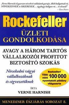 HARNISH, VERNE - Rockefeller �zleti gondolkod�sa
