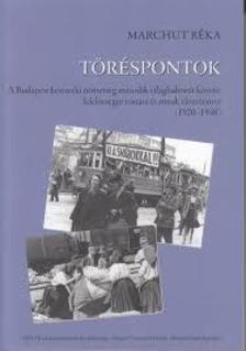 Marchut R�ka - T�r�spontok - A Budapest k�rny�ki n�mets�g m�sodik vil�gh�bor�t k�vet� felel�ss�gre von�sa �s annak el�zm�nyei (1920-1948)