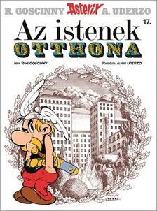 René Goscinny - Asterix - Az istenek otthonaAsterix 17.
