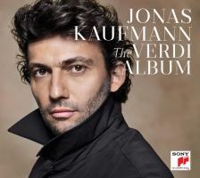 Verdi - THE VERDI ALBUM CD JONAS KAUFMANN