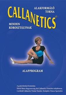 Ditrói Mária - Callanetics Alapprogram - DVD