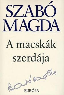 SZAB� MAGDA - A macsk�k szerd�ja