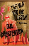 Chesterton G.K. - The Man Who Was Thursday [eKönyv: epub,  mobi]