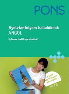 Katja Hald - PONS NYELVTANFOLYAM HALAD�KNAK - ANGOL - 2 CD-VEL -