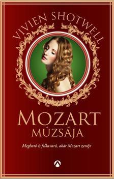 SHOTWELL, VIVIEN - Mozart múzsája #