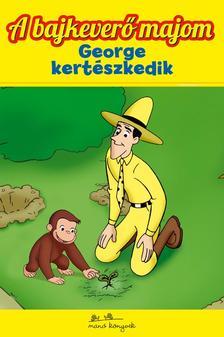 - George kert�szkedik - A bajkever� majom 6.