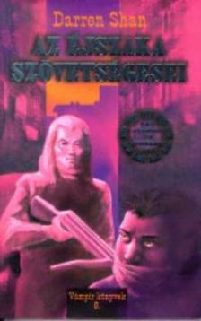 Shan Darren - Az éjszaka szövetségesei (4.kiadás)