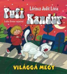 L�RINCZ JUDIT L�VIA - PUFI KAND�R VIL�GG� MEGY