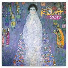 SmartCalendart Kft. - PG Gustav Klimt, grid calendar 2017, 30 x 30 cm