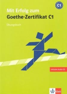 - MIT ERFOLG ZUM GOETHE-ZERTIFIKAT C1 ÜBUNGSBUCH CD-VEL