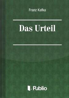 Franz Kafka - Das Urteil [eKönyv: pdf, epub, mobi]